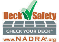 May is National Deck Safety Month – Infographic