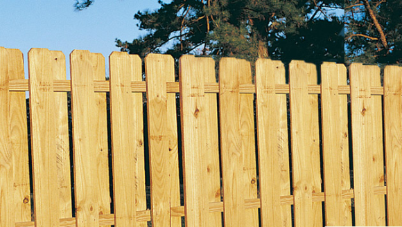 Wood Fence2