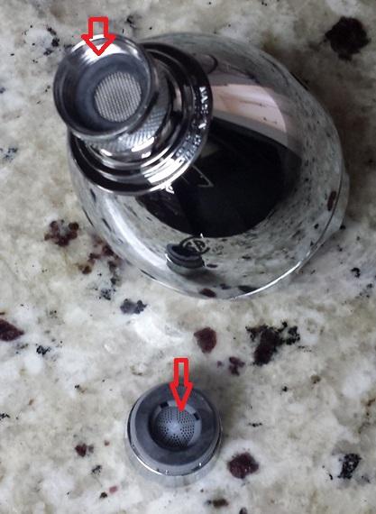 Aerators Faucet Shower