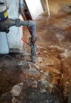 Preventing or fixing frozen water pipes