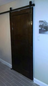 Installing An Interior Barn Door Lessons Learned