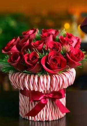 candy-cane-flower-vase