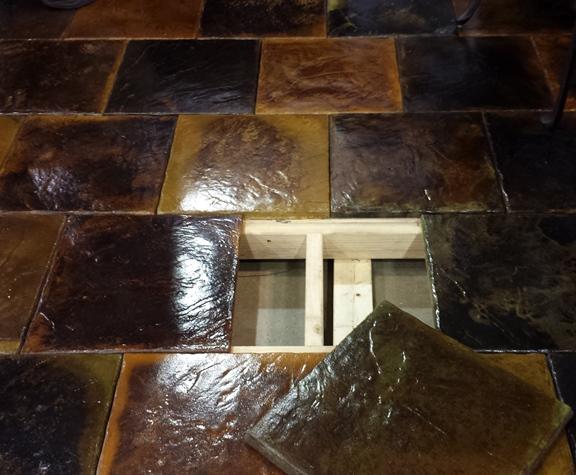 Concrete Deck Tile's - nice look