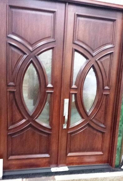 The obligatory best of show door