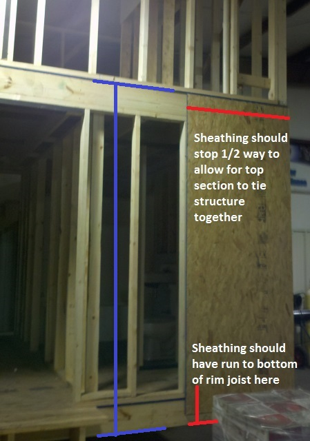 Common sense building exterior wall sheathing 101 for Exterior wall sheeting