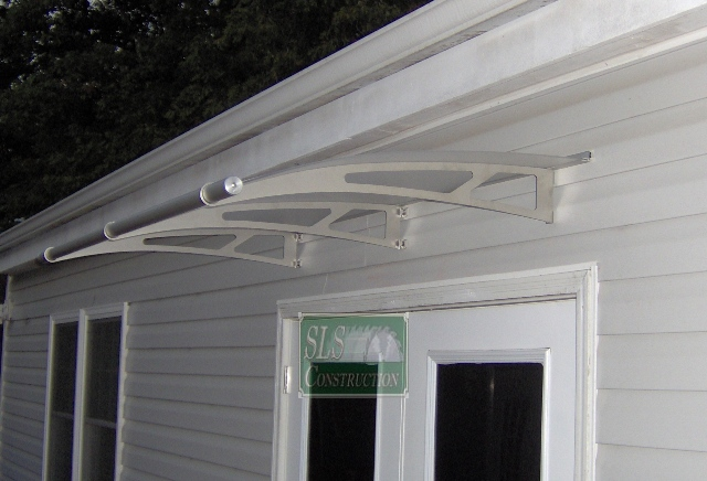 Product review feeney architectural curved canopy for Feeney architectural