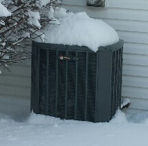 FAQ: Exterior HVAC units – Should I cover my unit, or… fall & wintertime questions