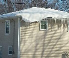 snow-shelf
