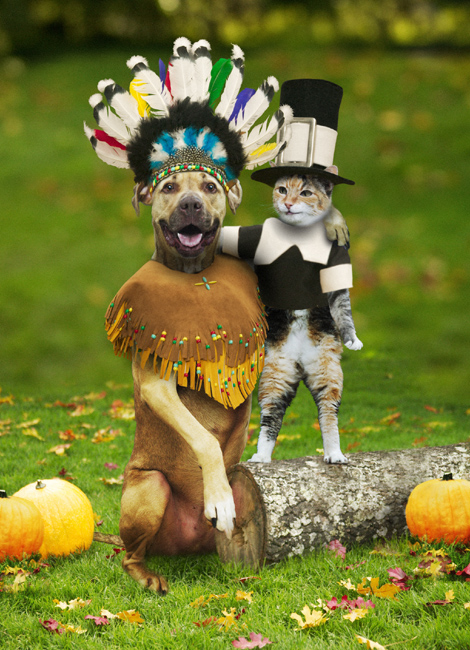 Let's Blog Off: Thanksgiving Leftover's