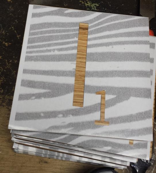 using scrabble template for tiles