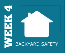 Safety Sunday: Building Safety Month – Backyard Safety